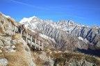 Rifugio al Mandrone, 2449mt. Adamello, Italy