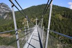 Highline 179: il ponte tibetano sospeso piu' lungo del mondo! Rope bridge longest in the world!