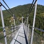 Highline 179: il ponte tibetano sospeso piu' lungo del mondo! Rope bridge longest in the world!