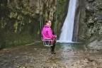 Una passeggiata al parco delle cascate a Molina (VR)